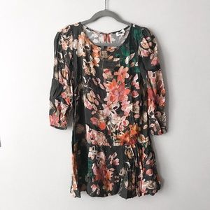 """Anthropologie """"Meadow Rue"""" Tunic"""